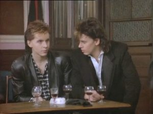 New Moon on Monday Duran Duran Nick and John drunk