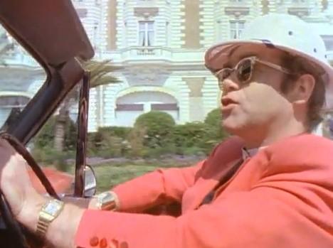 Elton John Still Standing