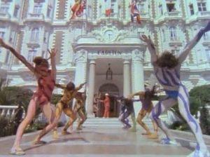 Elton John Still Standing Carlton Hotel