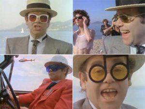 Elton John Still Standing sunglasses