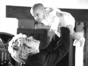 Three To Get Ready Duran Duran Nick Rhodes and daughter Tatjana