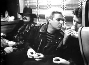 Three To Get Ready Duran Duran Simon and John pre Grammys
