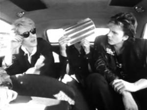 Three To Get Ready Duran Duran backseat