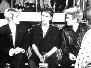 Three To Get Ready Duran Duran band members