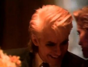 Arcadia Flame Nick Rhodes dinner party