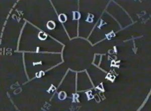 Arcadia Goodbye Is Forever title card