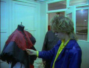 Duran Duran Arena Nick Rhodes costume