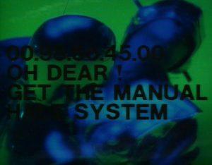Duran Duran Arena cyborgs
