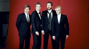 Duran Duran Girl Panic Harpers Bazaar band members