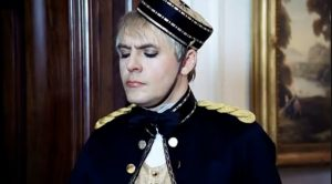 Duran Duran Girl Panic Nick Rhodes as bellhop