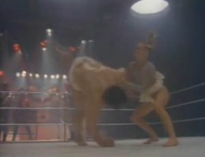Duran Duran Girls On Film sumo wrestling