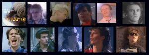 Duran Duran Girls On Film Andy Taylor hairstyles