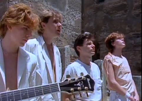 Duran Duran Save a Prayer video