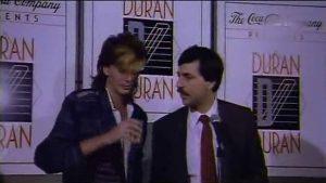 Duran Duran Sing Blue Silver John Taylor coke HQ
