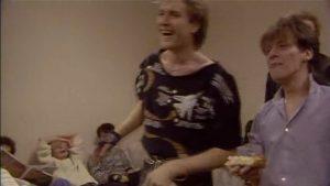 Duran Duran Sing Blue Silver Simon reveals prank