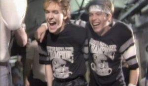 Duran Duran Sing Blue Silver Andy Taylor Nick Rhodes