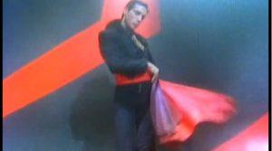 My Own Way Duran Duran Adrian Paul as a toreador