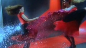 My Own Way Duran Duran 8 flamenco dancers and glitter