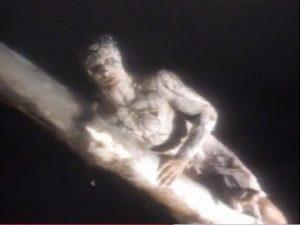 Night Boat Duranalysis Zombie in tree