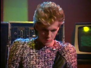 Reflex Duran Duran Nick shoots fire from eyes