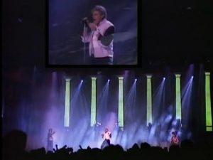 Reflex Duran Duran Sing Blue Silver tour