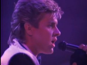 Reflex Duran Duran Simon Le Bon