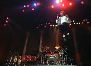 Reflex Duran Duran Simon leaps