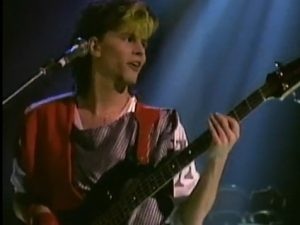 Reflex Duran Duran 8 John Taylor