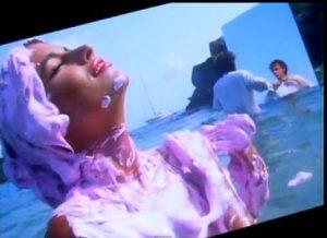 Rio Duran Duran pink shaving cream