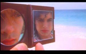 Rio Duran Duran Rio spies on Nick in mirror
