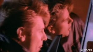 Duran Duran video Union of the Snake Roger and John