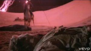 Duran Duran video Union of the Snake Simon unconscious