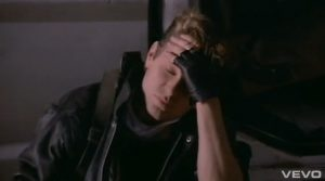 Duran Duran video Union of the Snake Roger Taylor