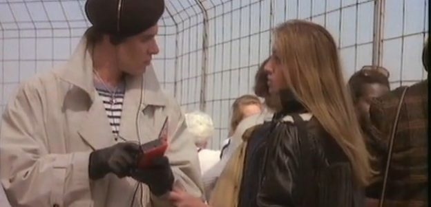 View To A Kill Duran Duran video Simon Le Bon