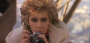 View To a Kill Duran Duran Nick Rhodes photographer