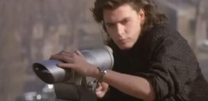 View To a Kill Duran Duran John Taylor shooting