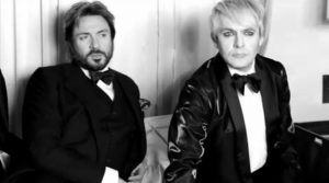 Simon Le Bon Nick Rhodes L uomo Vogue