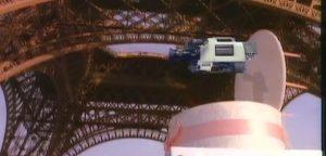 View To a Kill Duran Duran camera eiffel tower