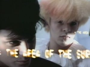 Duran Duran Planet Earth Nick Rhodes hair