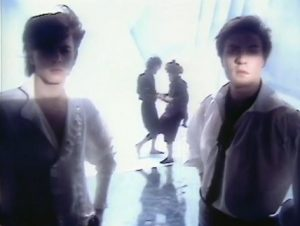 Duran Duran Planet Earth John and Simon