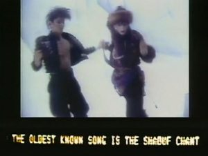 Duran Duran Planet Earth 13 Shaduf chant