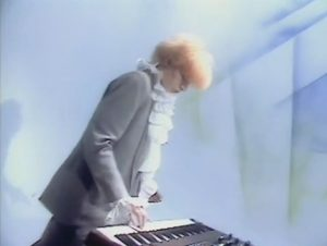 Duran Duran Planet Earth Nick Rhodes
