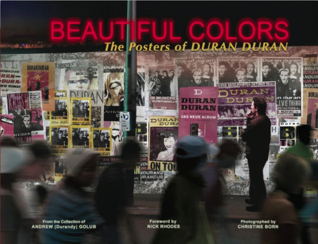 Andy Golub Beautiful Colors Book Cover
