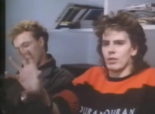 Duran Duran Band Aid