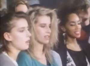 Duran Duran Band Aid Bananarama and Jody Watley
