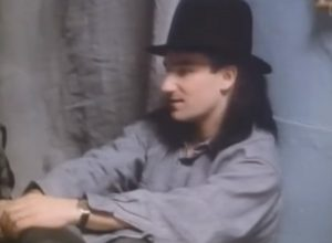 Duran Duran Band Aid Bono ruminates