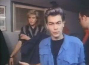 Duran Duran Band Aid Jon Moss