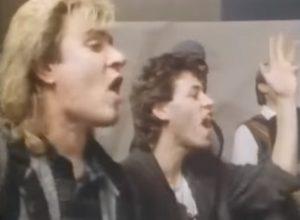 Duran Duran Band Aid Simon Le Bon