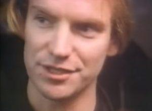 Duran Duran Band Aid Sting
