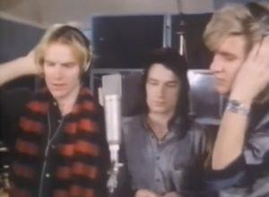 Duran Duran Band Aid Sting Bono Simon Le Bon